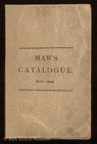 Image of catalogue